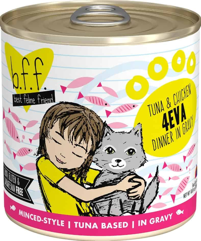 2020 BFF Cat Food Review: Tasty, Natural Food for your Feline Friend 2
