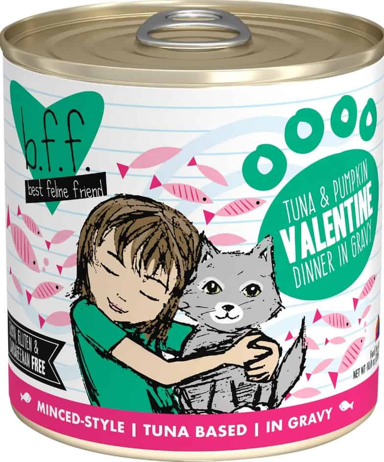 2020 BFF Cat Food Review: Tasty, Natural Food for your Feline Friend 3