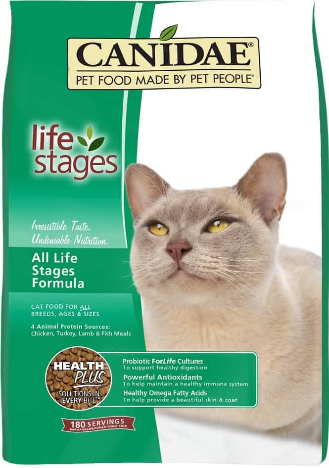 2020 Canidae Cat Food Review: Natural Cat Food for Every Life Stage 3
