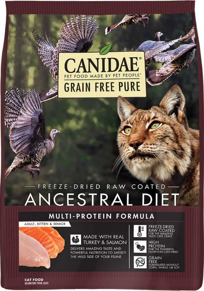 2020 Canidae Cat Food Review: Natural Cat Food for Every Life Stage 5
