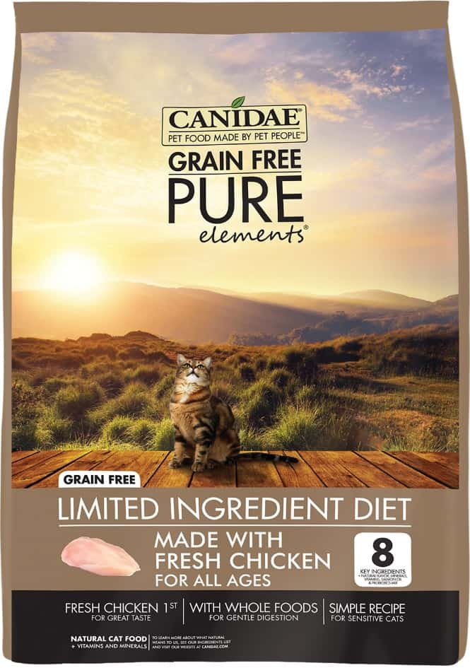 2020 Canidae Cat Food Review: Natural Cat Food for Every Life Stage 4