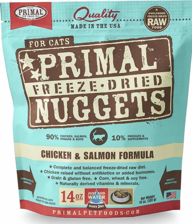 2020 Primal Cat Food Review: Is Feeding Raw the Best Move? 2