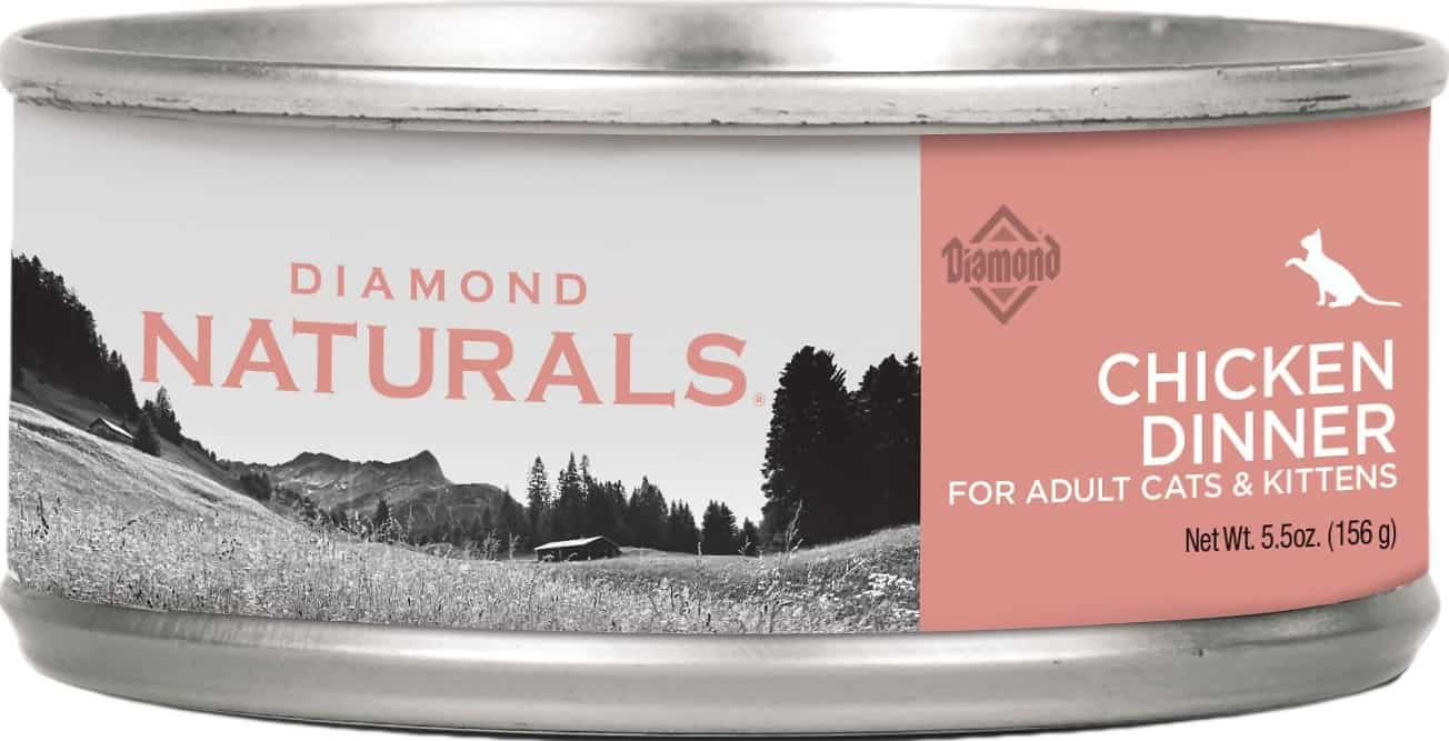 2020 Diamond Cat Food Review: Affordable Food for Sensitive Tummies 5