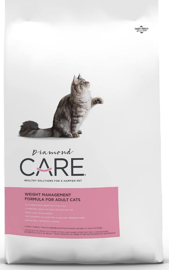 2020 Diamond Cat Food Review: Affordable Food for Sensitive Tummies 4