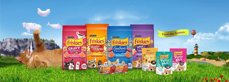 friskies cat food reviews