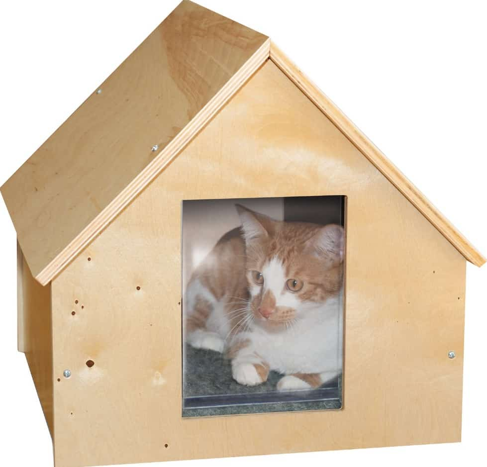 Best Outdoor Cat House for 2020 Plus Reviews of Other Top Picks 8