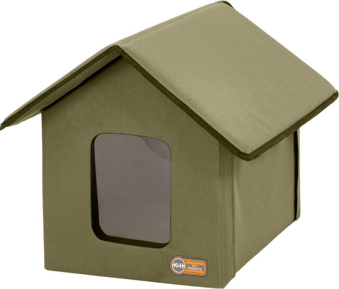 Best Outdoor Cat House for 2020 Plus Reviews of Other Top Picks 10