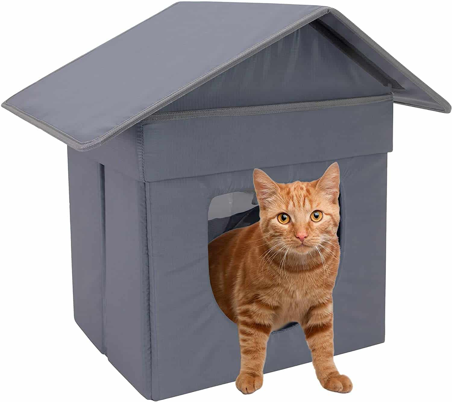 Best Outdoor Cat House for 2020 Plus Reviews of Other Top Picks 3