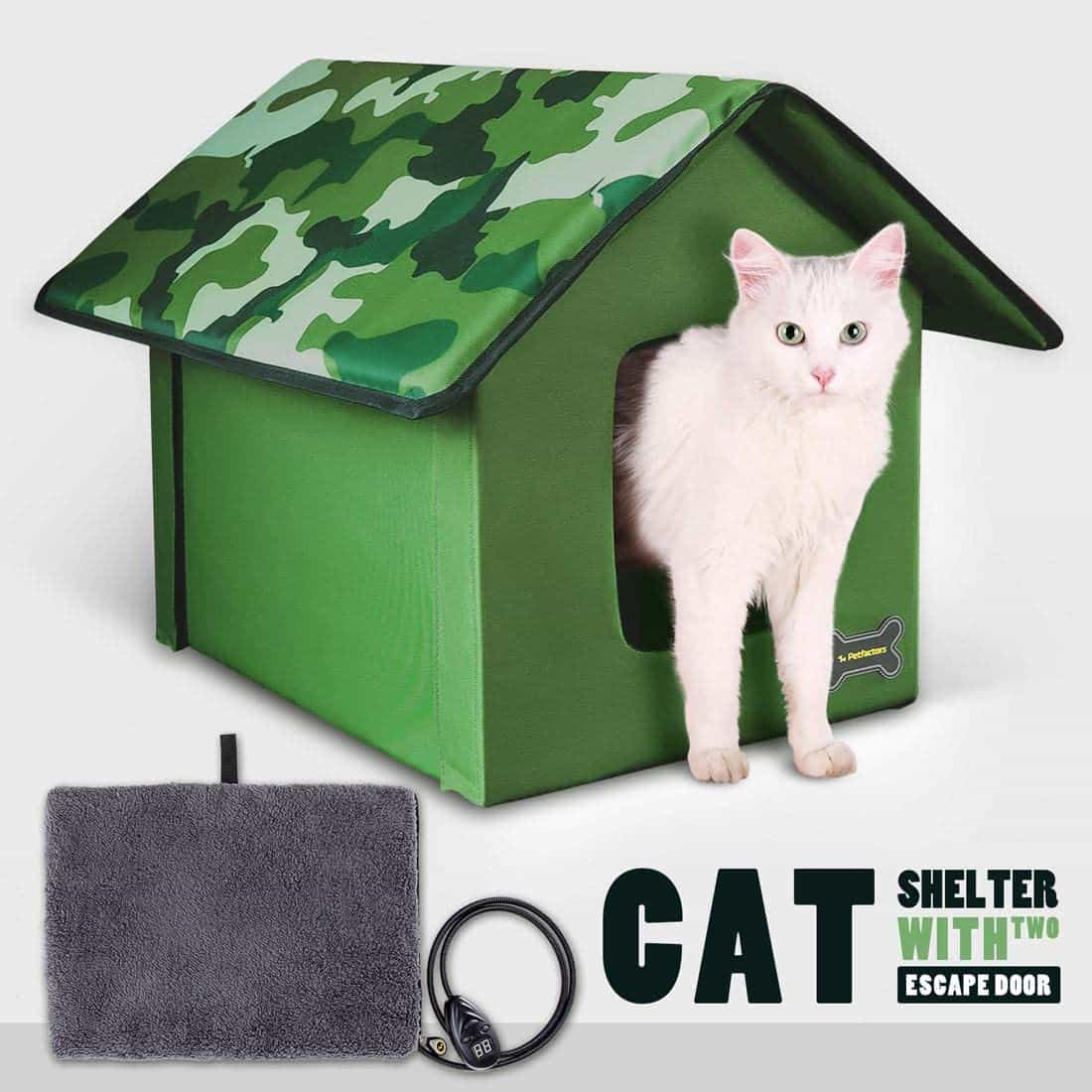 Best Outdoor Cat House for 2020 Plus Reviews of Other Top Picks 14