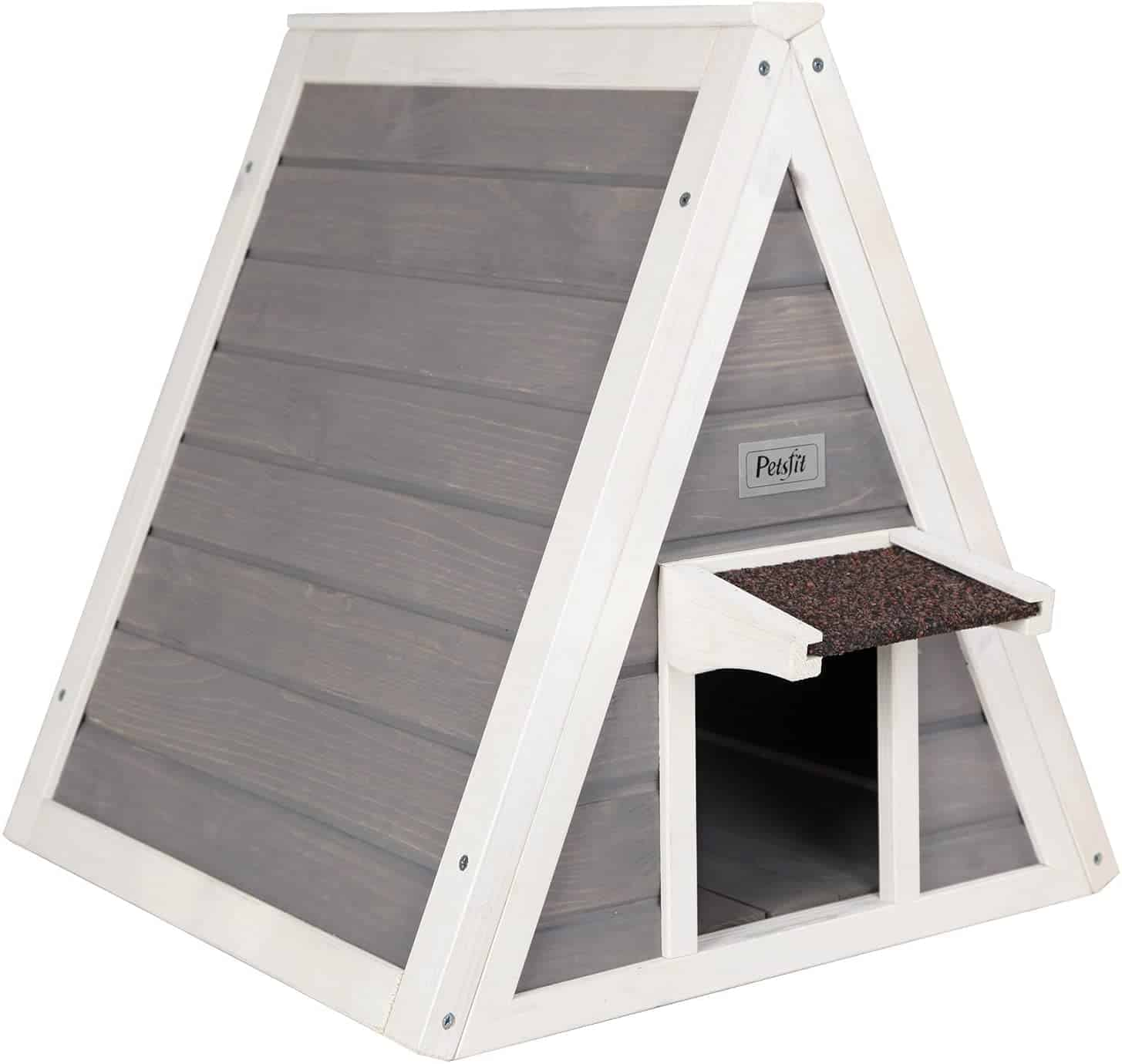 Best Outdoor Cat House for 2020 Plus Reviews of Other Top Picks 9