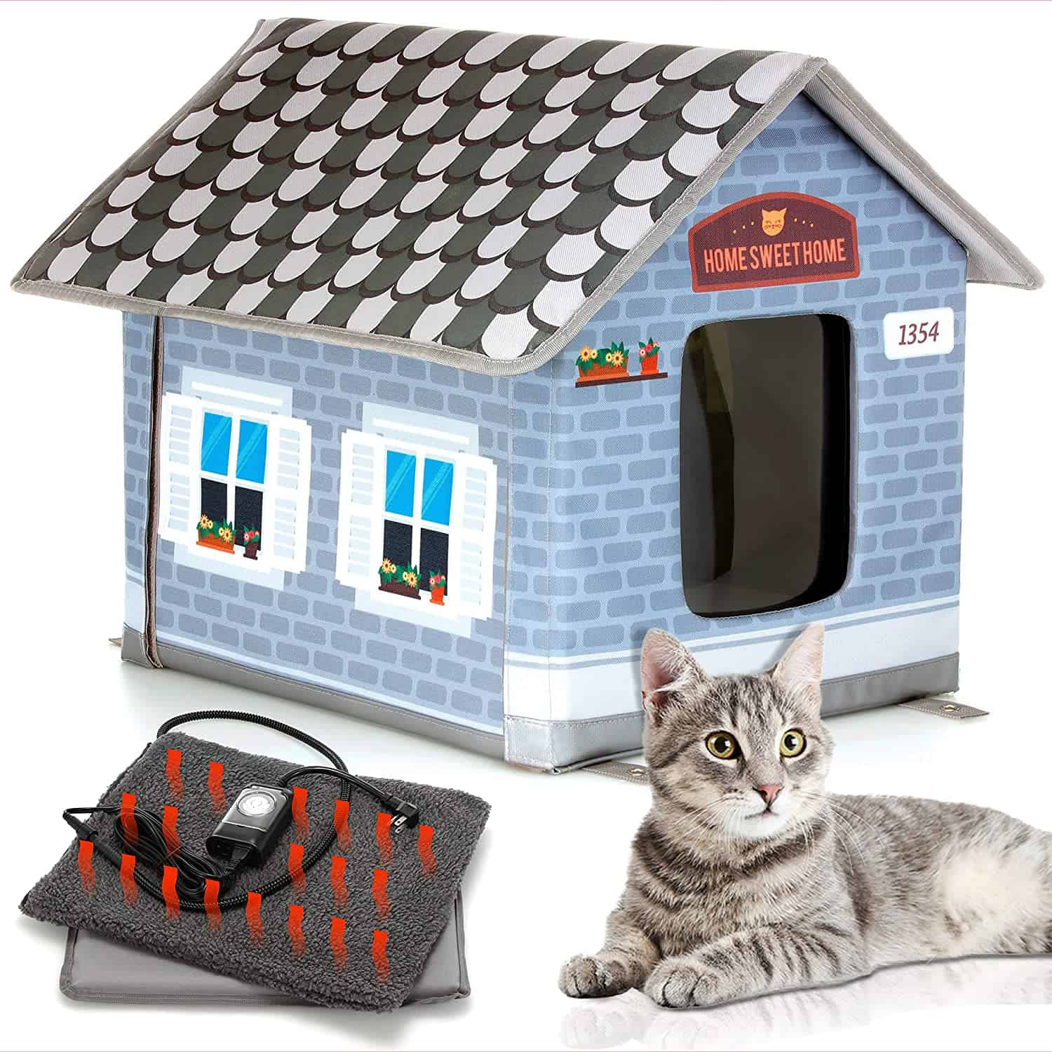Best Outdoor Cat House for 2020 Plus Reviews of Other Top Picks 11