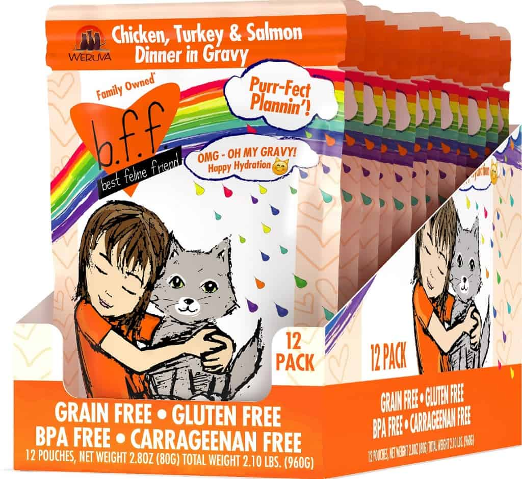 2020 BFF Cat Food Review: Tasty, Natural Food for your Feline Friend 5
