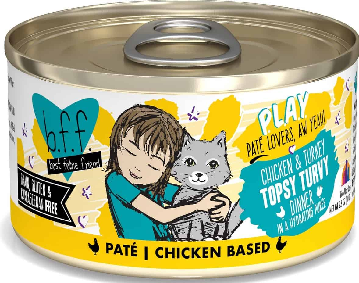 2020 BFF Cat Food Review: Tasty, Natural Food for your Feline Friend 6