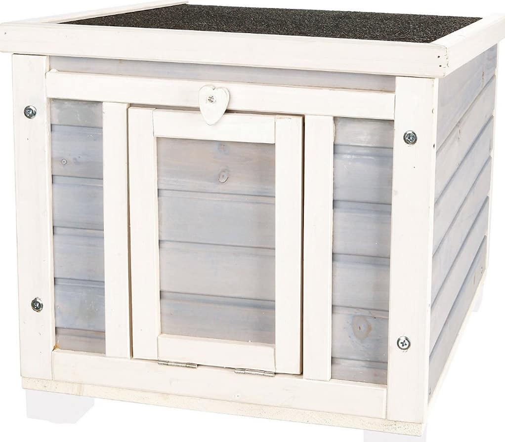 Best Outdoor Cat House for 2020 Plus Reviews of Other Top Picks 5