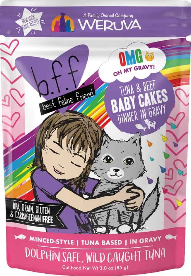 2020 BFF Cat Food Review: Tasty, Natural Food for your Feline Friend 4