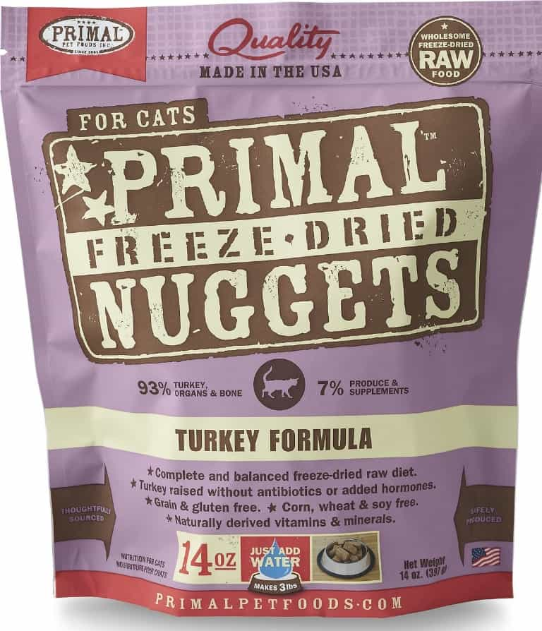 2020 Primal Cat Food Review: Is Feeding Raw the Best Move? 3