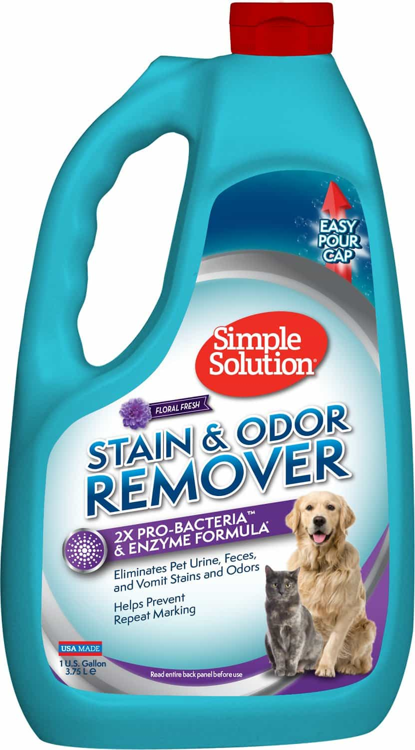 The Best Cat Urine Remover To Stop The Smell in Its Tracks 7