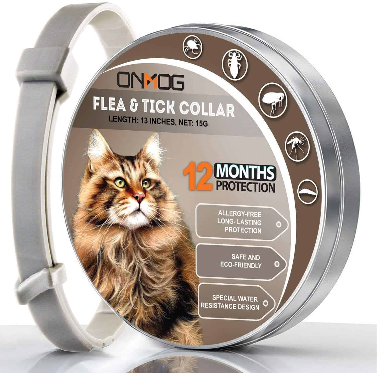 Best Cat Flea Collars for 2021: 7 Top Products to Get Rid of Pests 6