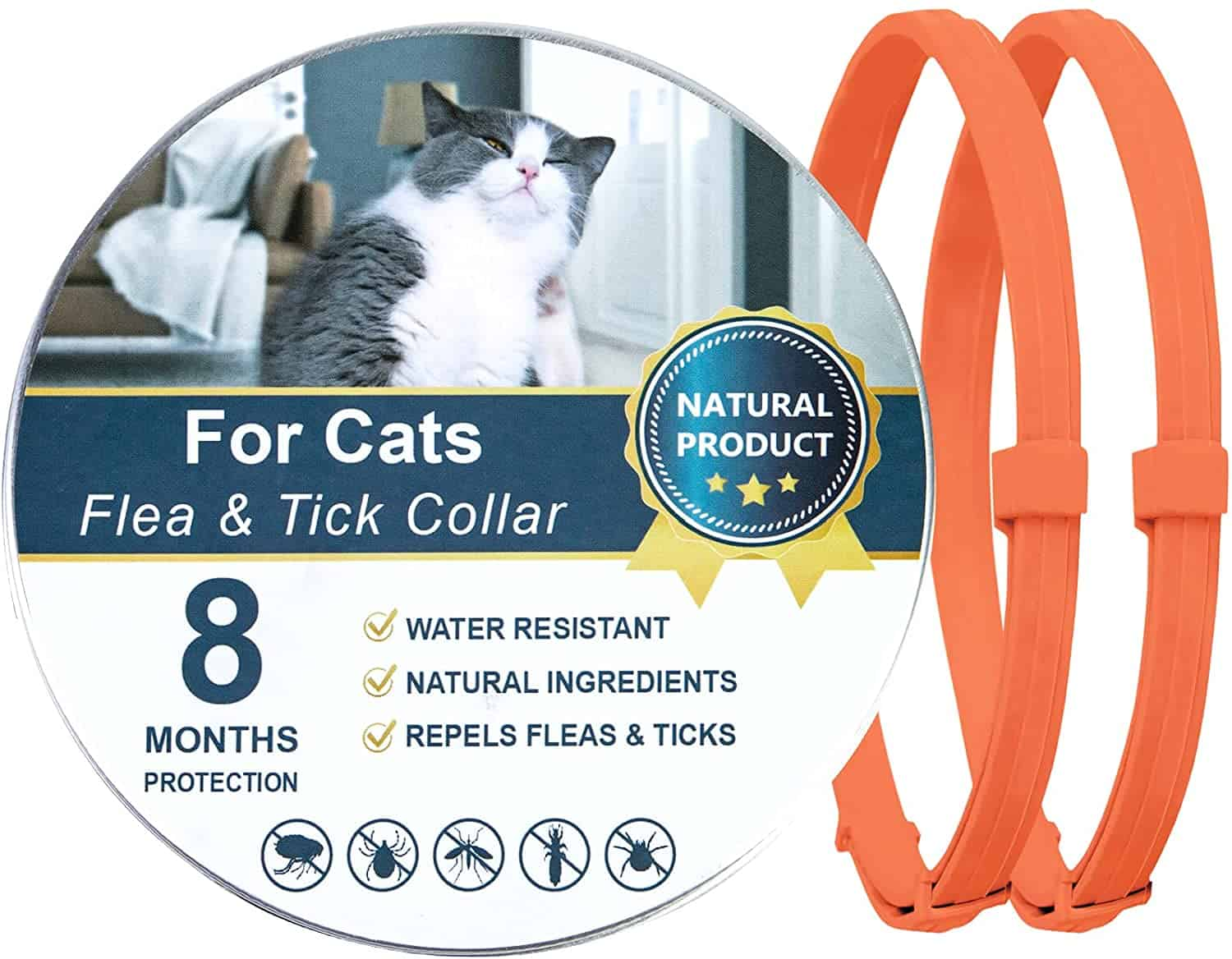 Best Cat Flea Collars for [year]: 7 Top Products to Get Rid of Pests 7