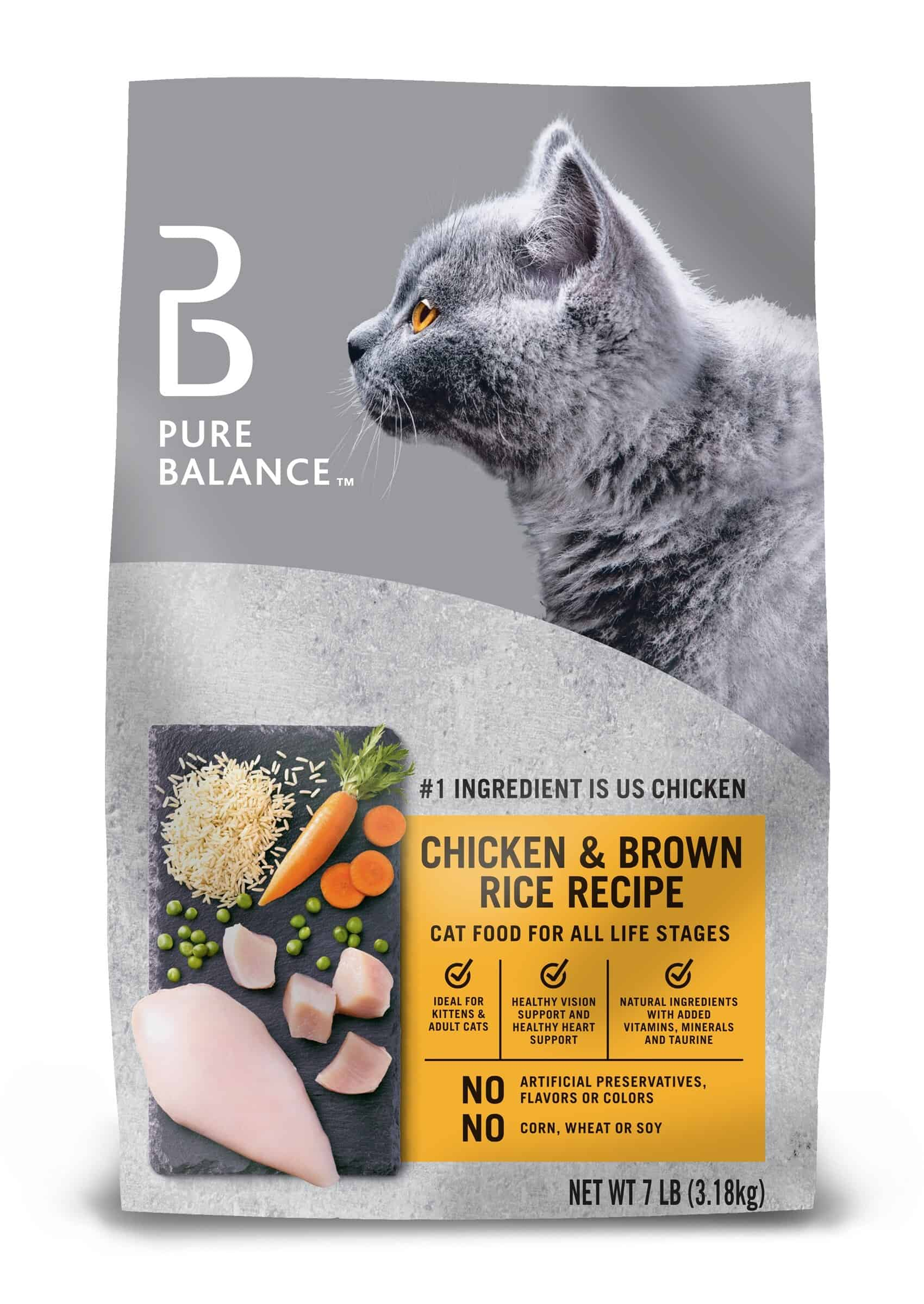 Pure Balance Cat Food Review [[year] Guide] 2