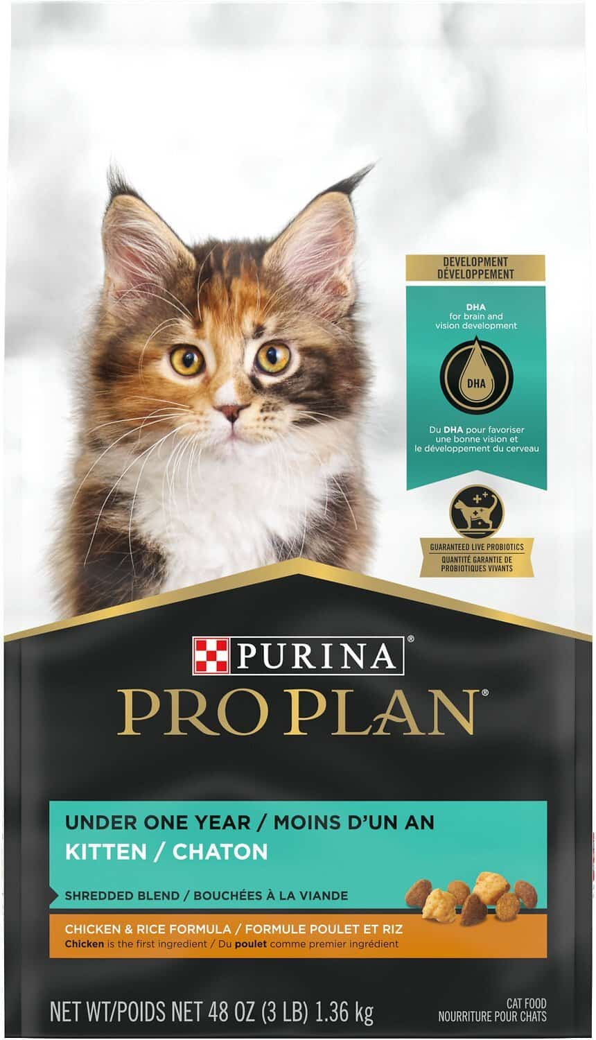 Purina Pro Plan Cat Food Review [year]: Advanced Nutrition for Cats 6