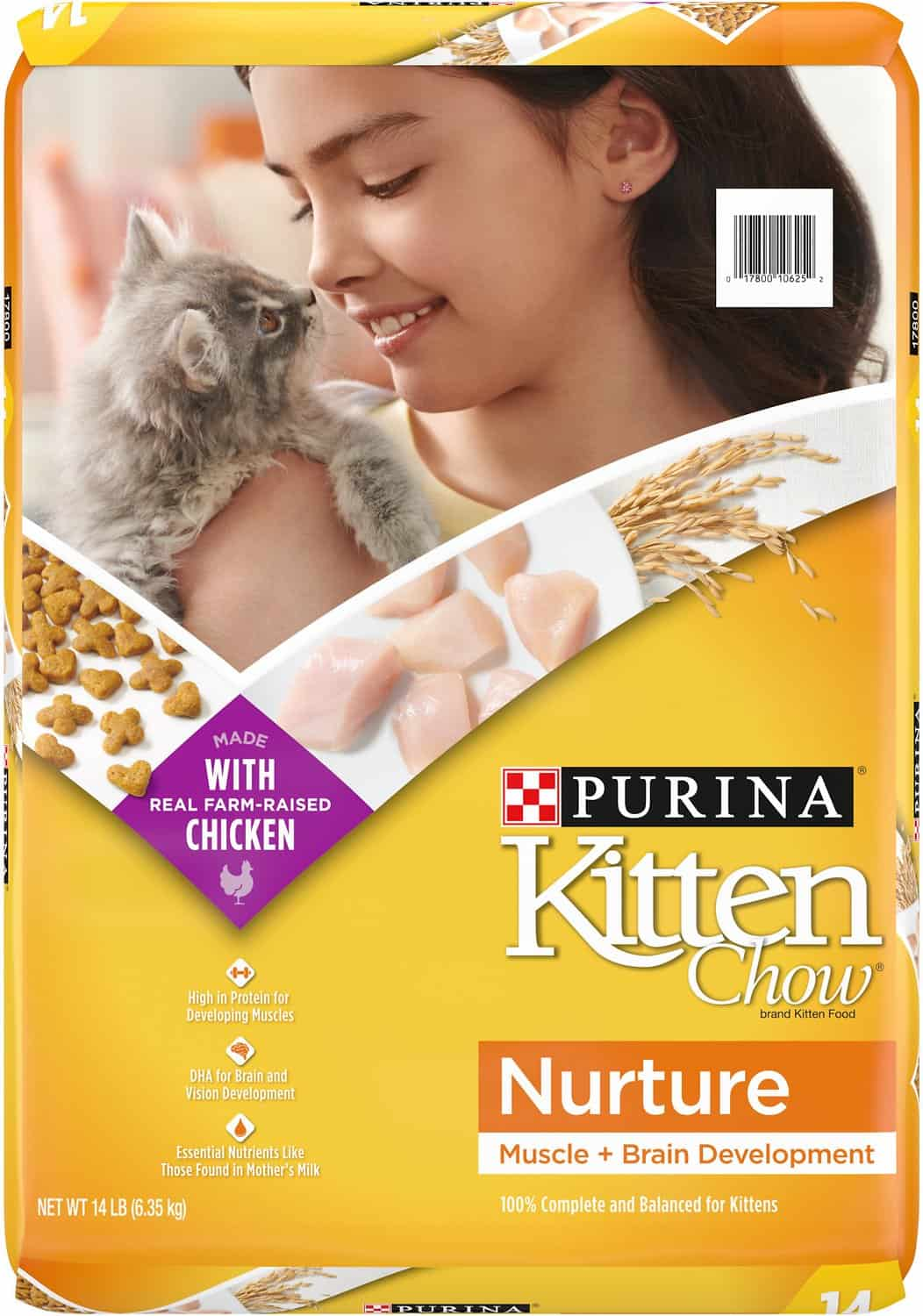 Best Kitten Food in US for [year]: Guide & Reviews For Dry & Wet 20