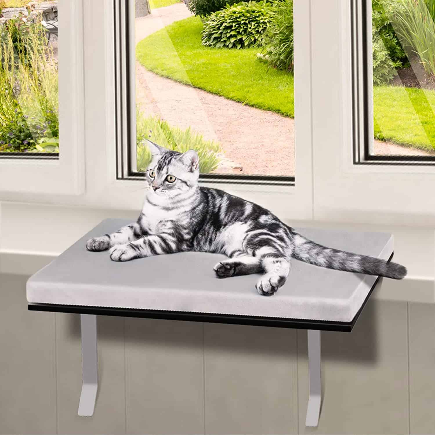The Best Cat Window Perch of [year]: Exclusive for Felines Who Love Comfort 17