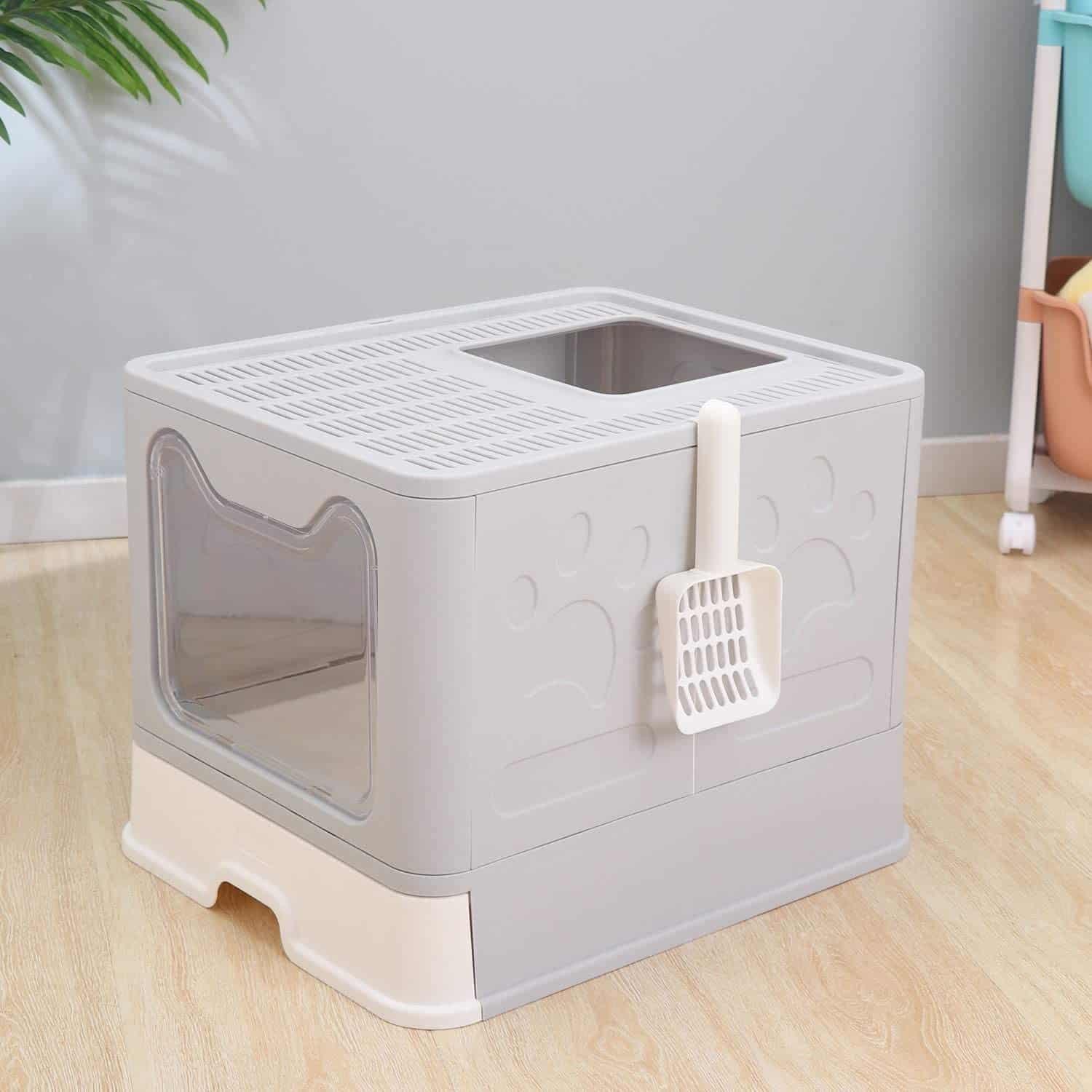 5 Best Top Entry Litter Box for Cats: [year] Ultimate Guide 6