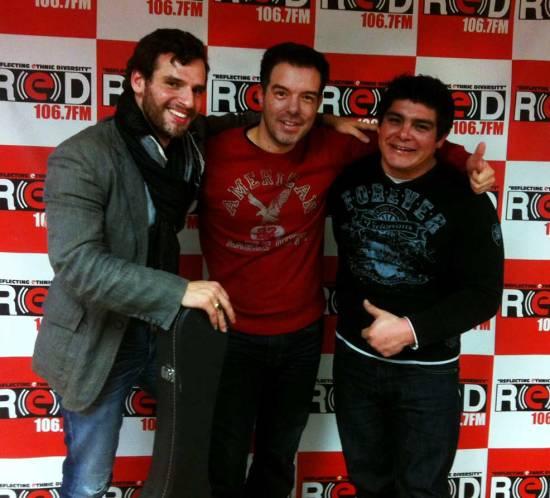 Felipe Alberto - Calgary Red 106.7 FM