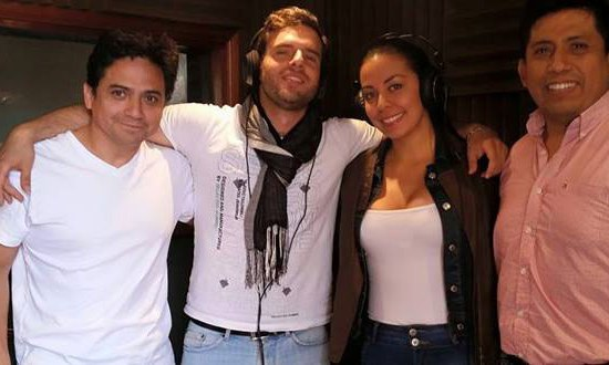 Felipe Alberto and Lina Maria Estrada Record in Peru 2015