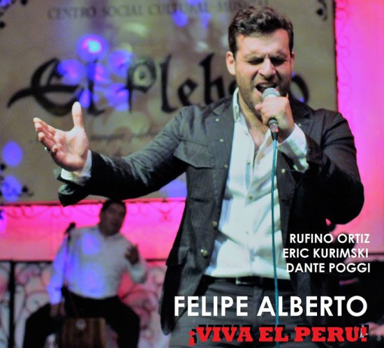 Felipe Alberto - Fiestas Patrias Norwalk Connecticut