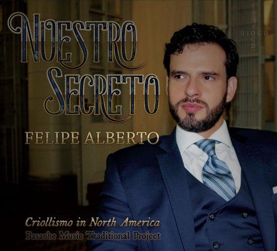 Felipe Alberto - Nuestro Secreto Album Cover