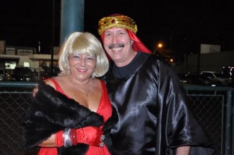 Wedja Miranda e Leonardo Pinto Jr (Fotos - Acervo Pessoal)