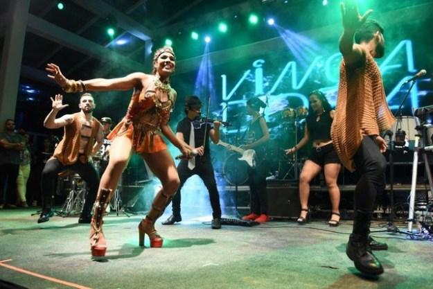 Show Vingadora (3)