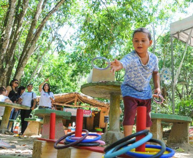 ecokids parque municipal