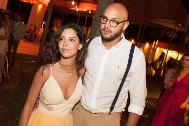 Renata Meirelles e Pedro Barbosa