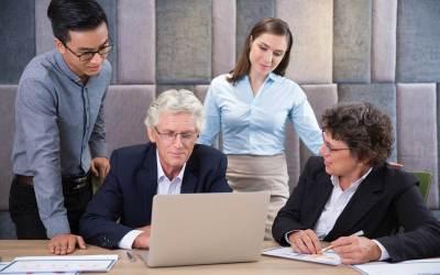Emprendedores en los medios digitales