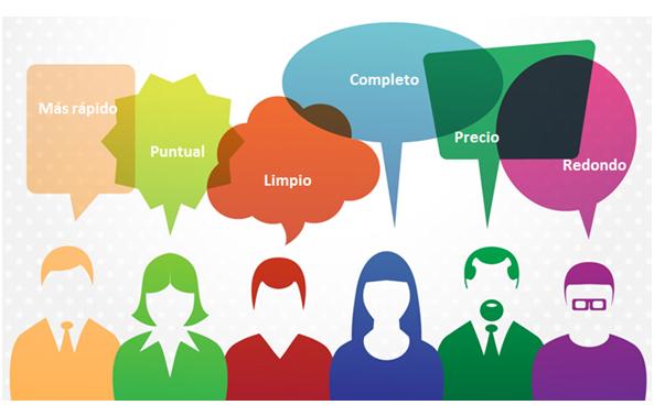 ¿Ofrecer lo que los clientes demandan?