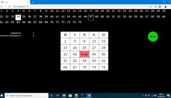 imagem de bingo