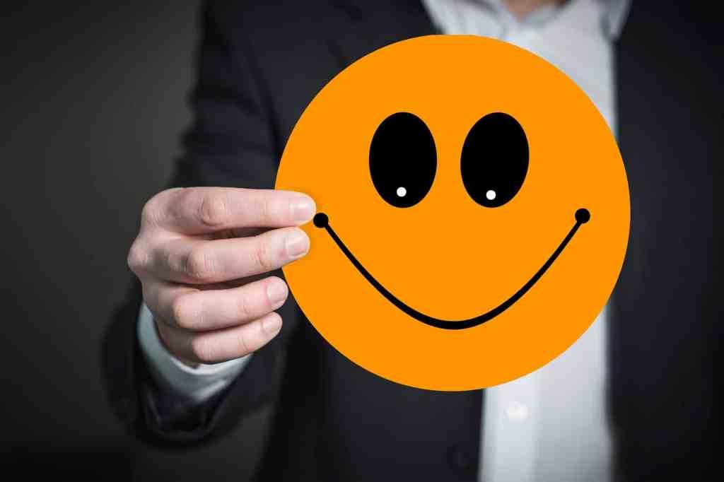 Sooria Quando o mundo lhe fizer chorar: Smiley Face