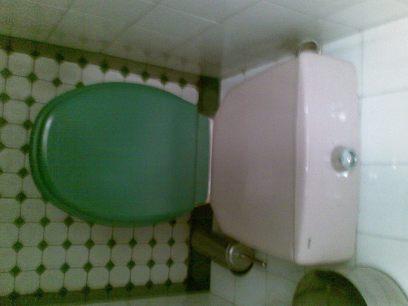 WC del bar de la plaza de Navacerrada de toda la vida