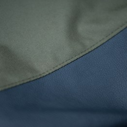 worek plecak wodoodporny z kieszonka oliwkowy