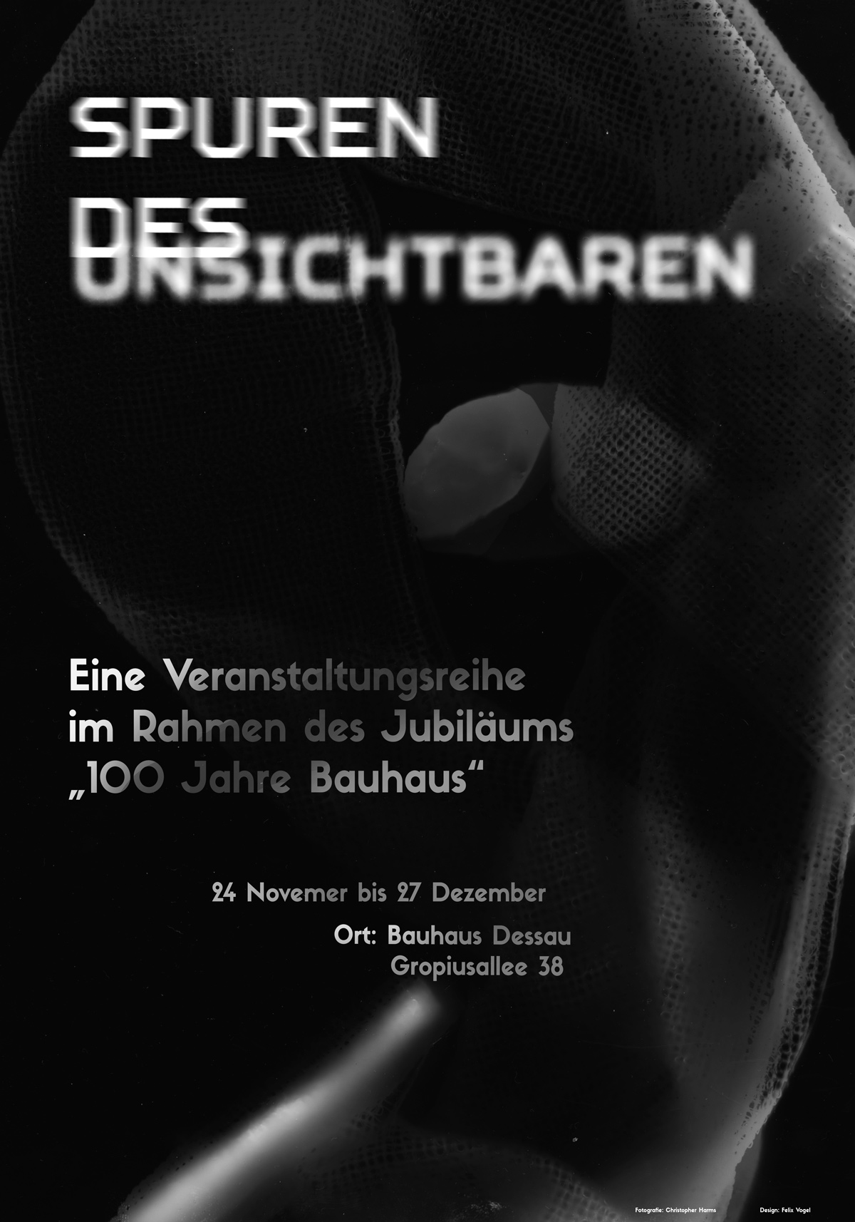 Bauhaus Plakate