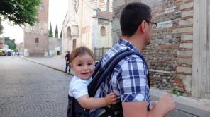 Cosmin in Verona