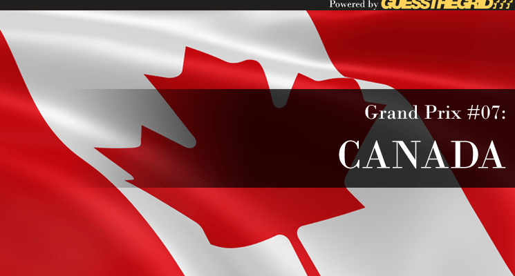 The F1 Oracle – Predicting the results for GP #07: Canada