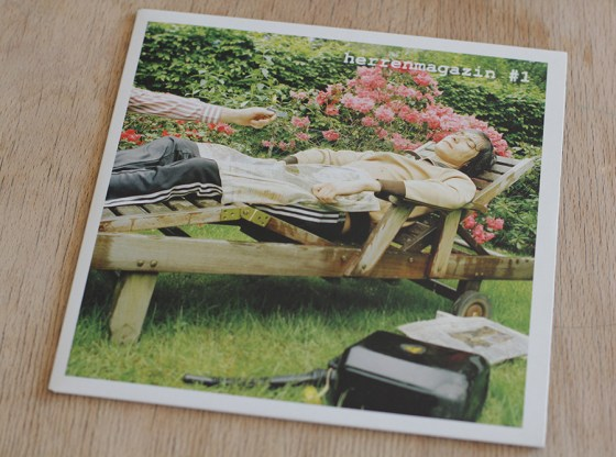 """Herrenmagazin - Atzelgift CD/7""""-Set"""