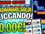 GUADAGNARE SOLDI CLICCANDO! BALL BOUNCE