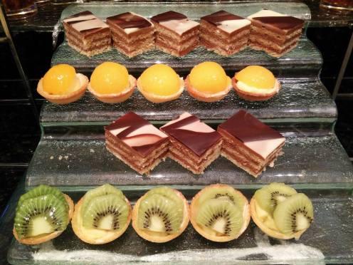 Assorted tart-lets