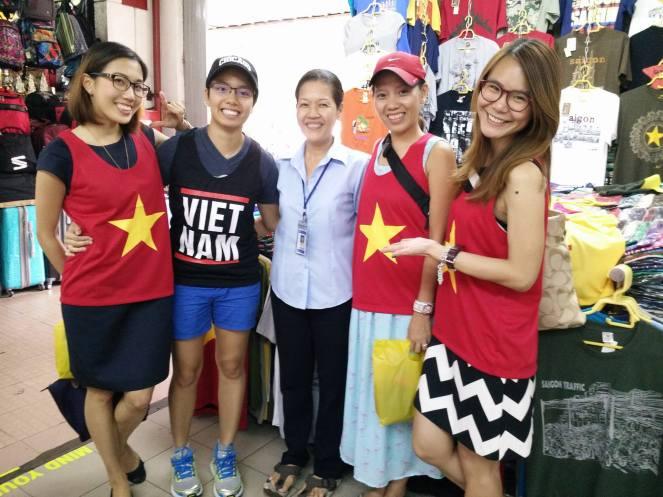 Vietnam shirt