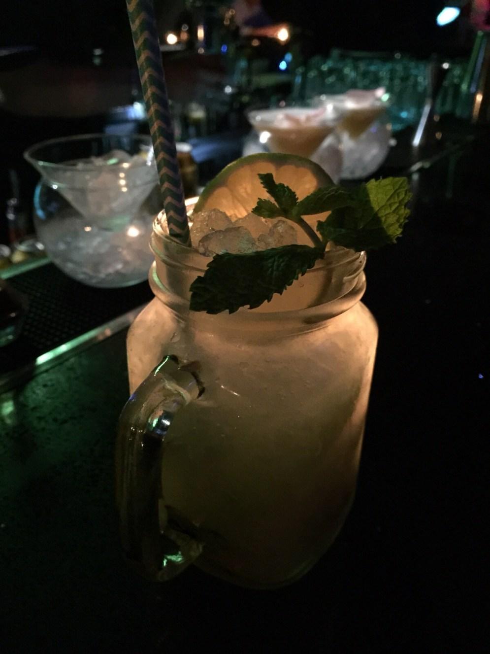 Mojito (non-alcoholic)